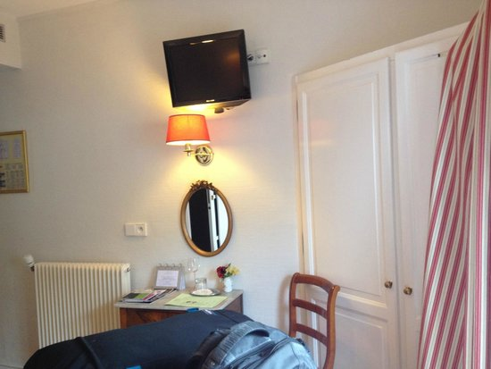 New Orient Hotel: quarto