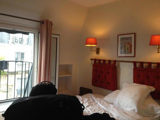 New Orient Hôtel : quarto