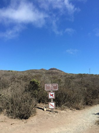 San Luis Obispo, CA: The Trail Head