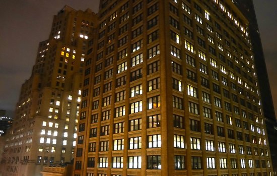 Hotel Giraffe by Library Hotel Collection: Great buildings on Park Avenue