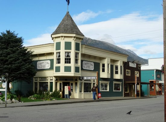 Skagway Museum and Archives: Museum