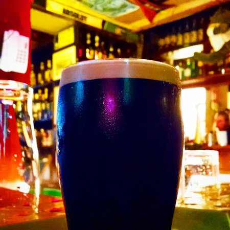 O'Malley's : Black Cab Stout.