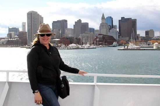 how to get to cape cod from boston by ferry