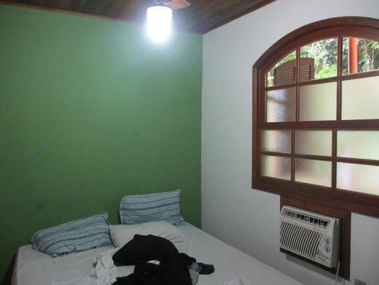 Mata Nativa Pousada : room