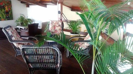 Adriattico Porto Hotel: Mezanino