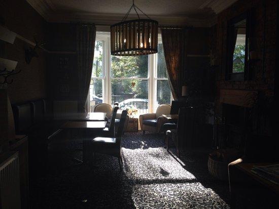Hedley House Hotel: Entrance/lounge