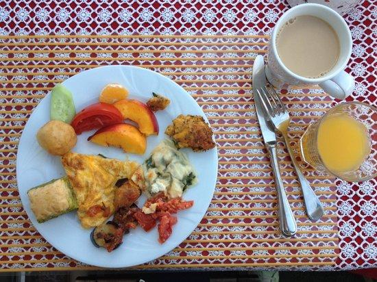 Ada Hotel Istanbul: 朝ごはん
