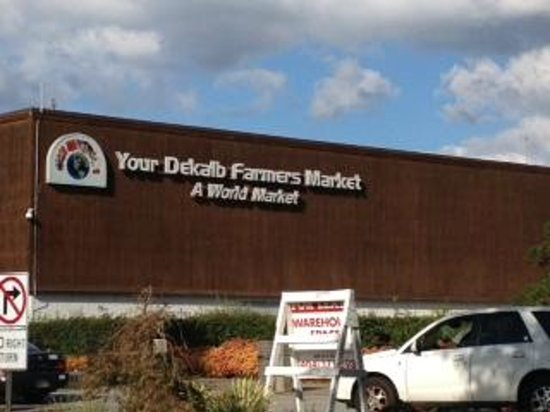 The World of Food is Here - Picture of Your Dekalb Farmers ...