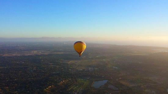 SkySurfer Balloon Co.: Beautiful Friday evening  September, 19