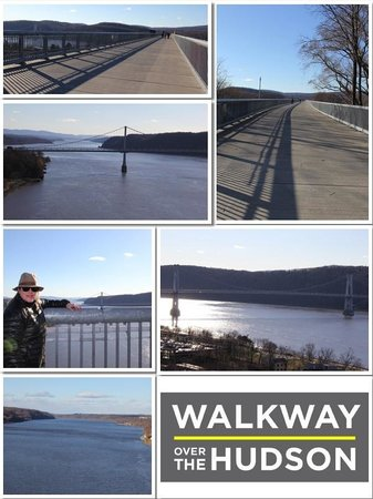 Walkway Over the Hudson State Historic Park: Collage
