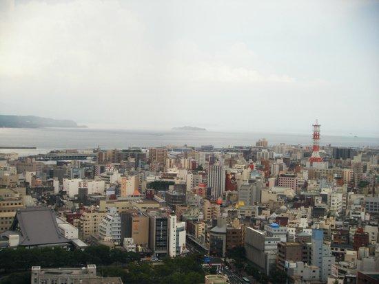 Mt. Shiroyama: Kagoshima city