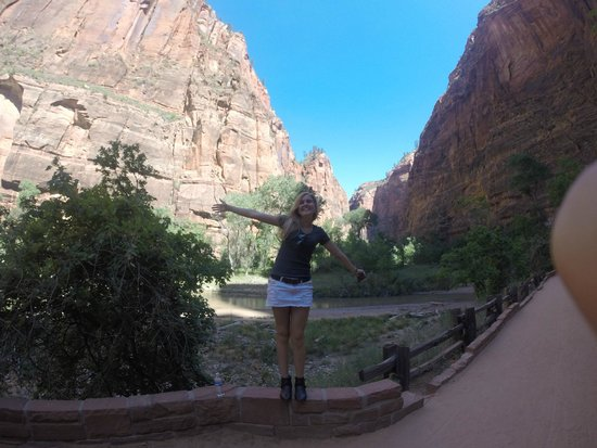 attraction review reviews narrows zion national park utah