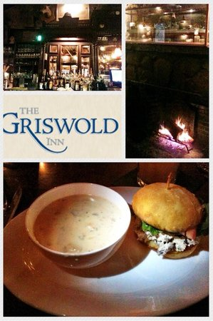 Griswold Inn ~ Dining: Meal