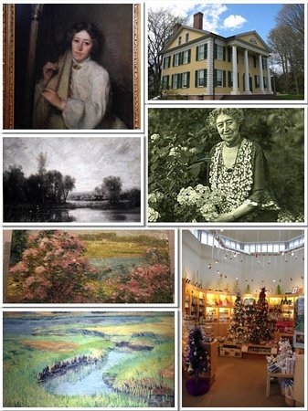 Florence Griswold Museum : collage