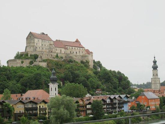 Burg zu Burghausen: la parte nevralgica della fortezza