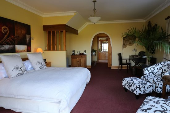 Hamurana Lodge : Superior Suite