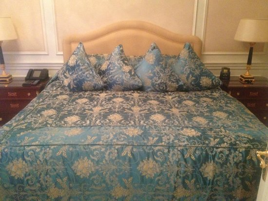 The Bentley London : Bed