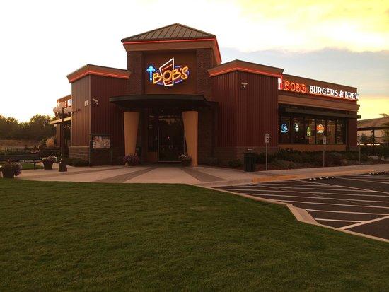 Bob's Burgers and Brew: Bob's