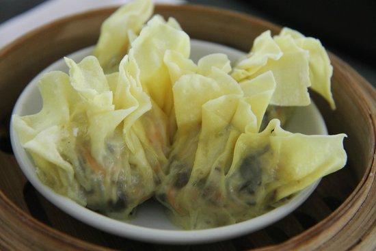 The Ritz Hotel At Garden Oases : Dumpling