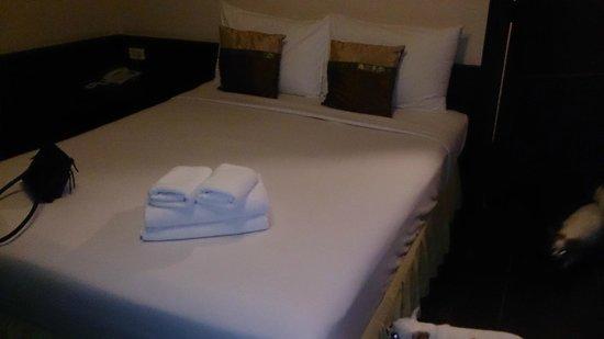 Inrawadee Resort: Rom