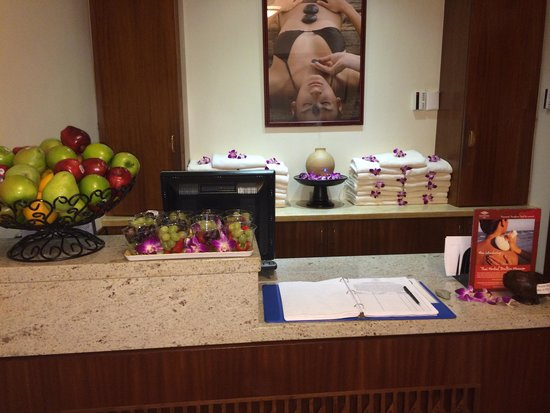 ‪Mandara Spa at Hilton Hawaiian Village Waikiki Beach Resort‬
