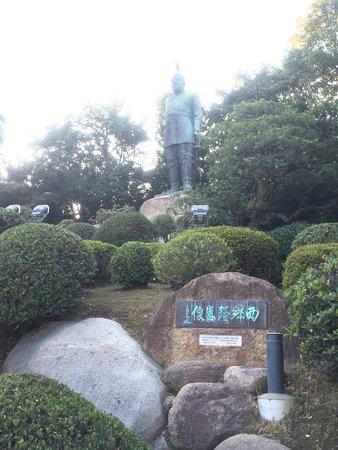 Saigo Takamori Statue: 西郷さん