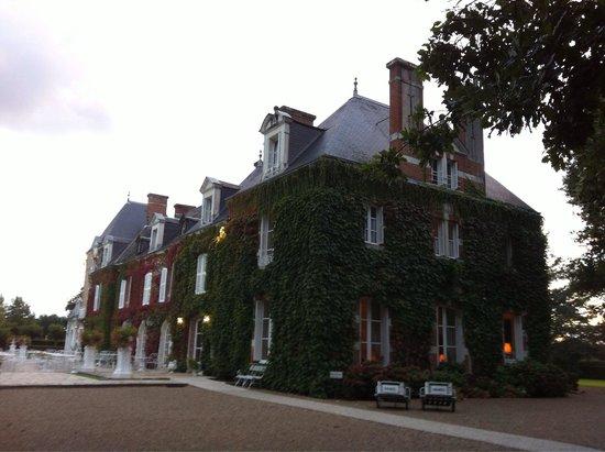 Domaine des Hauts de Loire : O Hotel