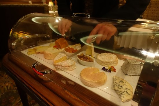 Al kind of perfect Cheese at Remy Disney Dream