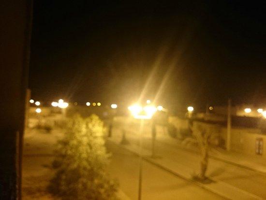 Hassilabied - vista panoramica do terraço de Riad Aicha