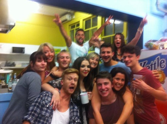 Maze Backpackers: Maze Night Out