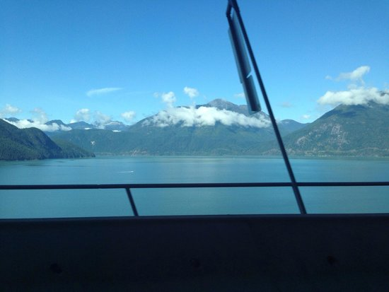 Sea to Sky Highway: Beautiful drive