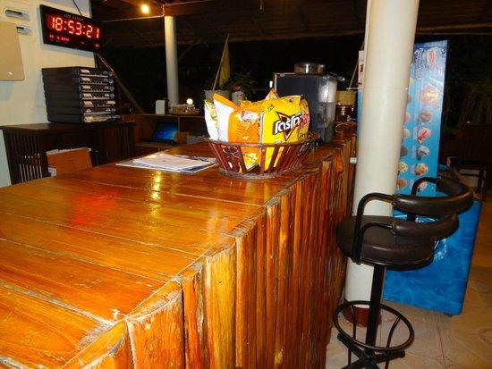 Thai Garden Inn : Bar