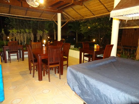 Thai Garden Inn : Dining and bar