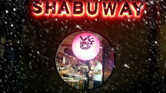Photo of Asian Restaurant Shabuway at 180 Castro St, Mountain View, CA 94041, United States