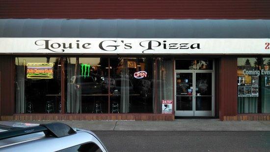 Louie G's Pizza