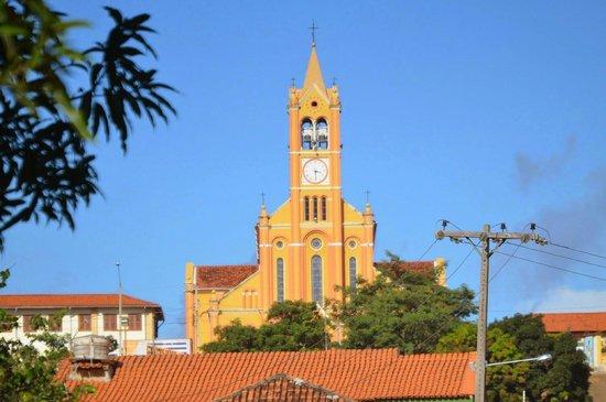 Catedral Nosso Senhor Do Bonfim