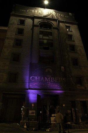 Chambers of Poe Haunted House