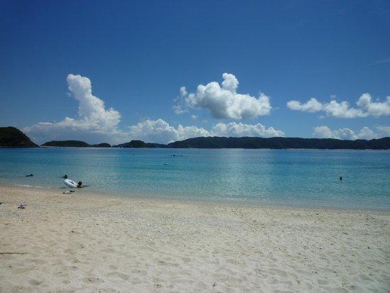 Furuzamami Beach : 古座間味ビーチ