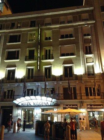 Hotel regina madrid bild fr n hotel regina madrid for Hotel regina madrid opiniones