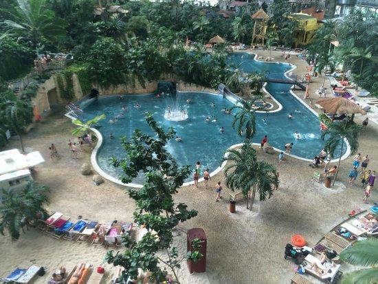 Tropical Islands Resort: Krausnick, Brandenburg, Germany