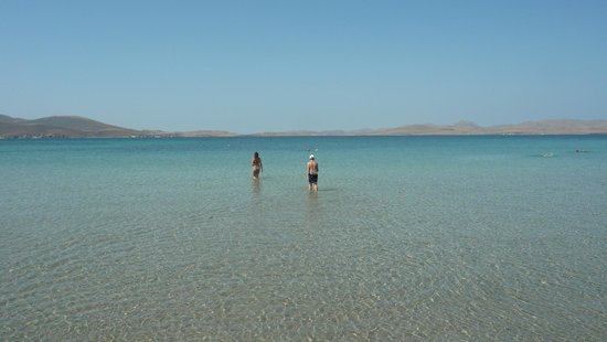 Lemnos, Yunani: Enjoy this heavenly beach on your own