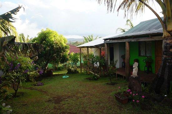 Cabanas Nua e Koro