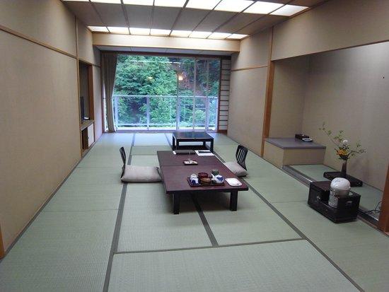 Yokoyaonsen Ryokan : 部屋