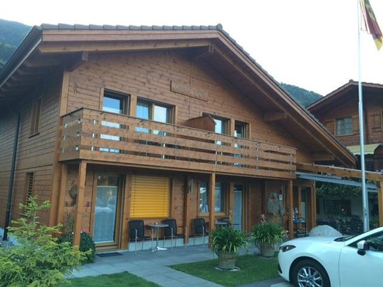Chalet Gafri - BnB: this is the chalet