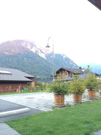Chalet Gafri - BnB: this is the view from the chalet