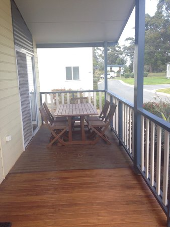Huskisson Beach Tourist Resort: Ocean Cabin