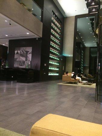 Centro Capital Centre: Lobby