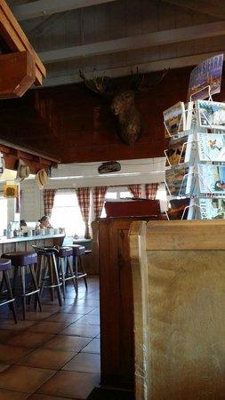 Ranch House Cafe: decor 3
