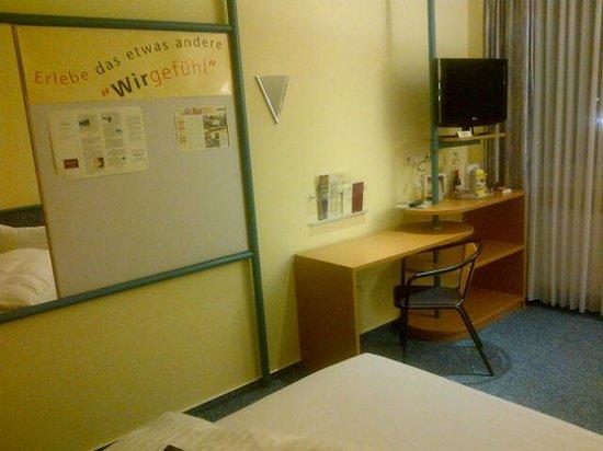 ANDERS Hotel Walsrode: télé