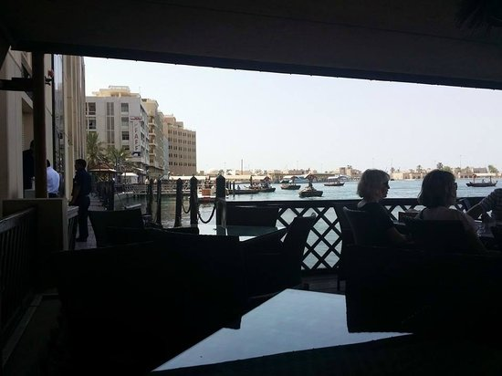 Bayt Al Wakeel: view from the deck